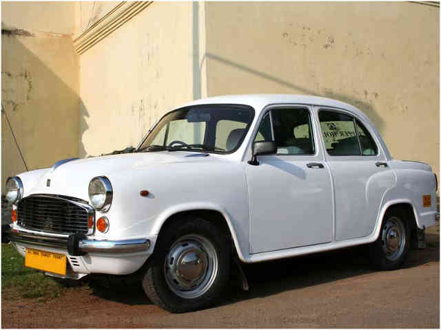 picture of Ambassador Taxi