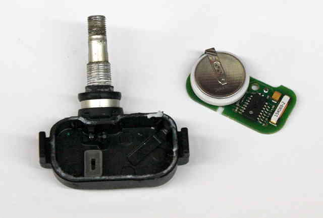 picture of tire sensor
