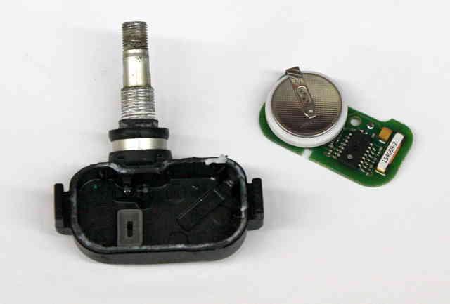 picture of tire sensor