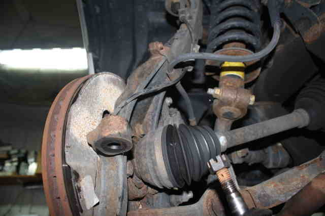 picture of front axles