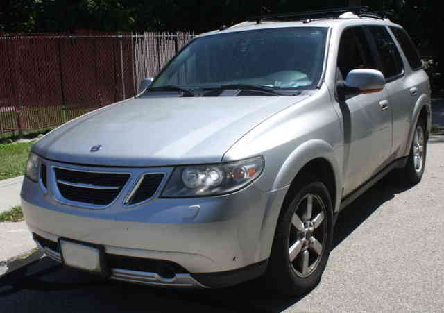 picture of Saab 9-7X