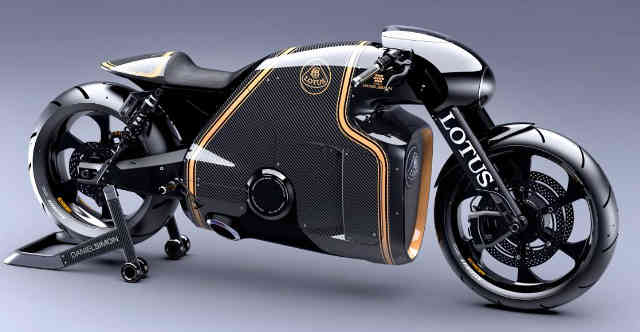 picture of Lotus C-01