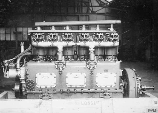 Ricardo 225 hp engine