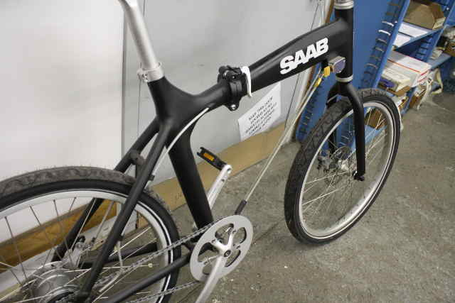 picture of Saab Bicycle