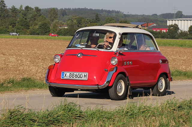 picture of BMW 600