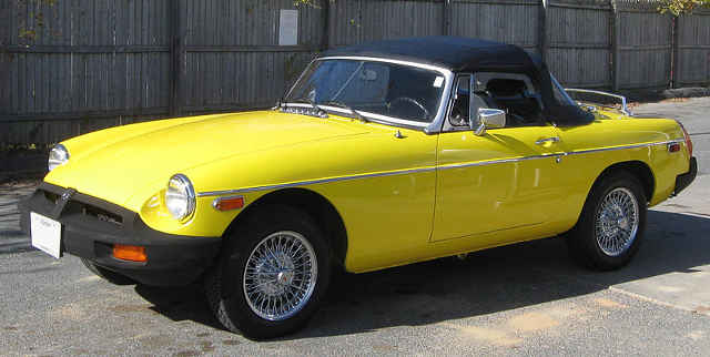 picture of MGB