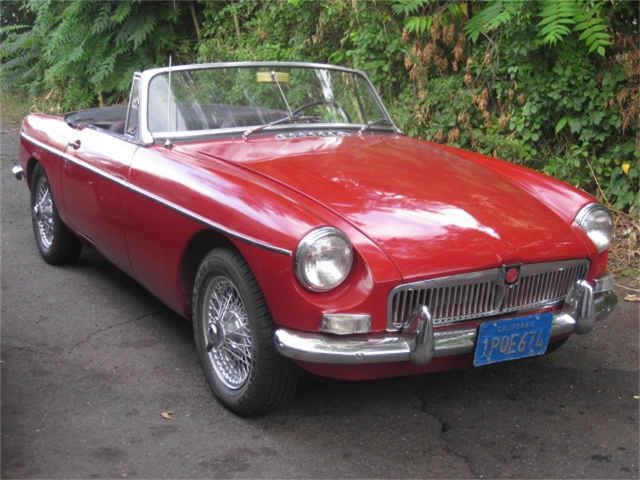picture of 1967 MGB