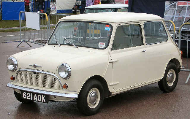 picture of Morris Mini