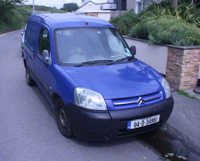 picture of Citroen Berlingo van