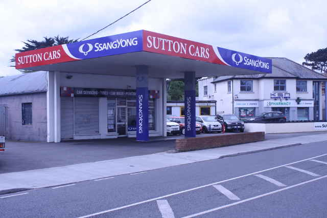 picture of SsangYong dealership